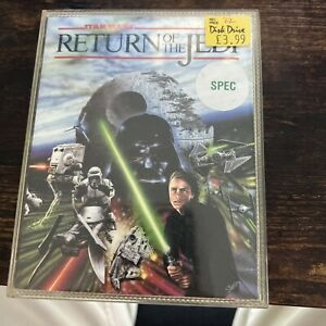 zx spectrum games Return Of The Jedi Star Wars