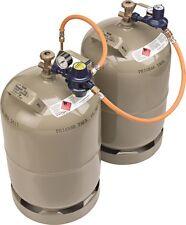 GOK Gasdruckregler Zweiflaschenanlage  Caramatic  30mbar Duomatic  Duo Controll