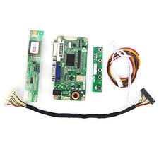 LCD LED Controller Board(VGA+DVI) for N156B3-L0B LP156WH1-TLA3 LTN156AT01