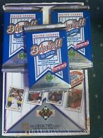1991 Upper Deck Pack from Factory Sealed Box Michael Jordan SP1 Nolan Auto ?