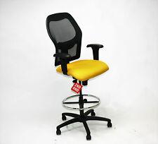 AHREND 160 Type DESSINATEUR Chaise jaune siège