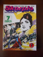 SKORPIO n°45 1978 Ed. Eura   [G602]