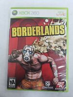 Borderlands Xbox 360 Game FREE Fast SHIPPING