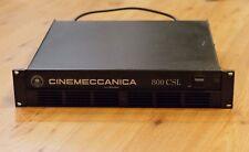 Crown / Cinemeccanica 800 CSL - Amplificatore