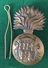 CAP BADGE THE ROYAL DUBLIN FUSILIERS - ORIGINAL