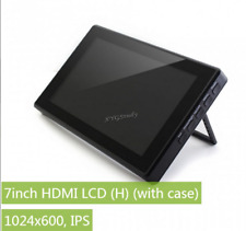 7 inch HDMI LCD (H) IPS Capacitive Touch Screen LCD for Raspberry Pi BB Black