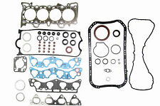 96-00 Honda Civic Del Sol 1.6L D16Y5 D16Y7 D16Y8 Engine Full Gasket Set METAL