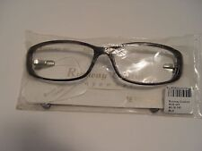 New Runway Couture RCE-301 Black 60mm 16mm 145mm Frames Eyeglasses