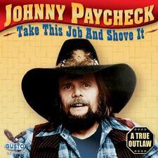Johnny Paycheck - Take This Job & Shove It [New CD]