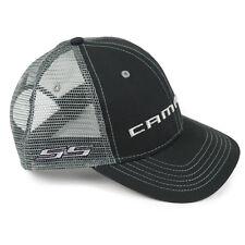 Chevy Camaro SS Black Mesh Hat