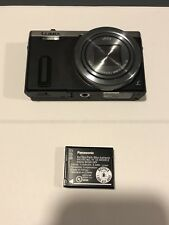 Panasonic LUMIX DMC-ZS40 18.1MP Digital Camera  Pre Owned Works Great