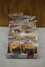 Andy's Seasoning Yellow Fish Breading 12 Packages 10 ounces Each