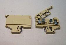 Weidmüller Sicherungsklemme ASK1 (5x20) (0376760000) (<4mm²) NEU