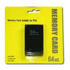 2018 CF PS2 64MB - 64MB memory card for Sony PS2 - Hi-TEC ESSENTIALS