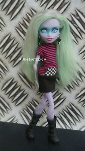 Monster High PUNK ROCK Outfit - NO DOLL
