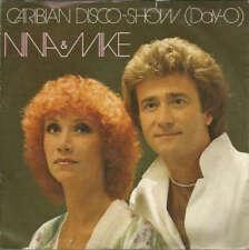 "Nina & Mike Caribian DiscoShow DayO 7"" Single Vinyl Schallplatte 31622"
