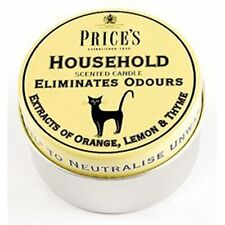 New Prices Wax Scented Candle Eliminates Household  Odours Tin Lid