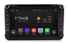 "Android4.4 TFT 8"" Car Stereo Radio DVD USB NAVI GPS BT For VW GOLF TIGUAN PASSAT"