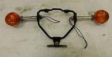 1976 Honda cb 360 turn signals front with bracket