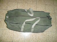 """Zahal Idf  """"HAGOR"""" Carry All Field Combat Duffle Bag Military. Made in Israel"""