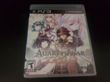 Record Of Agarest War Zero [PS3] [PlayStation 3] [Complete!]