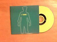 RARE CD PROMO 1 TITRE / MOOS / POUPEE VOODOO / TRES BON ETAT