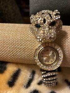 Jessica Carlyle Tiger Watch