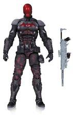 "2016 DC COMICS BATMAN VIDEO GAME ARKHAM KNIGHT RED HOOD 6"" ACTION FIGURE MIB"