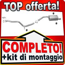 Scarico Completo ALFA ROMEO 156 1.6 1.8 2.0 16V Twin Spark 1997-2000 332