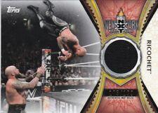 Ricochet - 2020 Topps Road To Wrestlemania, Matt RELIC 175/199