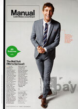Thomas Middleditch 2-pg clipping May 2015 Manual - The Mall Suit