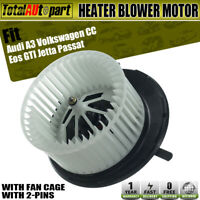 Blower Motor w// Wheel for 08-15 Benz C230 C350 E350 E63 AMG GLK350 SLS AMG 75029