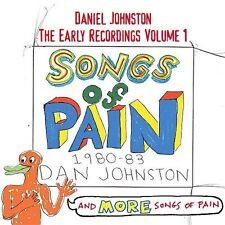 ~COVER ART MISSING~ Daniel Johnston CD Songs of Pain: Early Recordings Volume 1