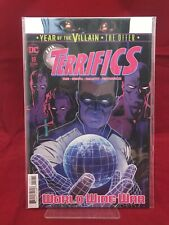Terrifics #18 2019 DC Comics Year Of The Villain Bizarro