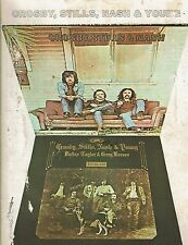 Crosby, Stills, Nash, & Young Piano, Vocal, Guitar Song Book P/V/G