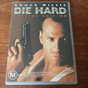 Die Hard Special Edition DVD R4 Like New! FREE POST