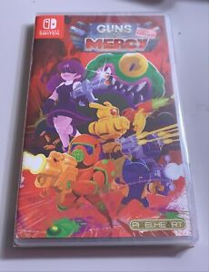 Guns of Mercy [Ranger Edition] - Nintendo Switch video game * BRAND NEW SEALED