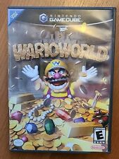 Wario World (Nintendo GameCube, 2003) Missing Manuals