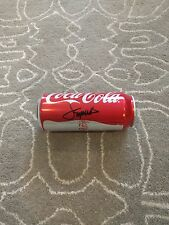 Jordan Spieth signed COKE CAN PROOF Under Armour Masters Golf
