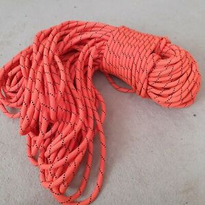 Edelrid 100m static/low stretch rope, rope access