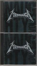 "METALLICA original 2 CD ""Naughty Vol. 1 + 2"" 1993 on Crocodile Beat"