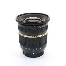 TAMRON SP 10-24mm F/3.5-4.5 DiII/Model B001N (for Nikon AF) -Near Mint- #295