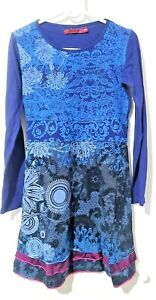 Sehr Schönes Desigual Kleid Gr.134-140 (9/10)