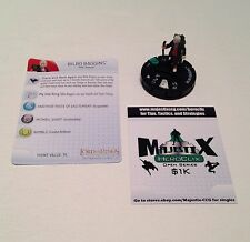 Heroclix LotR: Fellowship of the Ring set Bilbo Baggins #012 Uncommon w/card!