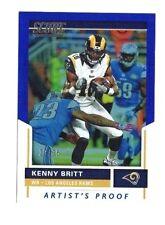 Kenny Britt 2017 Score, (Artist Proof), 29/35, Football Card