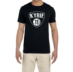 Brooklyn Nets Kyrie Irving Logo T-Shirt