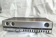 Philips 521 Amplifier Vintage  VU meter Rare     Philips 22RH521
