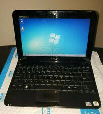 Dell Inspiron Mini 10 1018 Black 10.1in. (160GB,1.66GHz, 2GB) Netbook