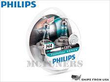 New! PHILIPS H4 9003 HB2 X-treme Vision +130% Bulbs Hi/Low 12258XV+S2 55W - PAIR