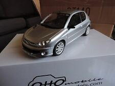 PEUGEOT 206 GT Ottomobile ottomodels otto 1/18